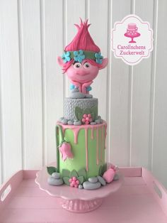 Trolls - Poppycake  by Carolinchens Zuckerwelt