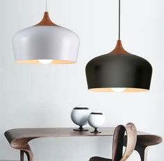 145.00$  Watch here - http://alinzq.worldwells.pw/go.php?t=32497080349 - Nordic Simple Loft Style Wood Art Droplight Modern LED Pendant Light Fixtures For Living Dining Room Hanging Lamp Home Lighting 145.00$