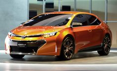 Toyota Furia concept ~ Grease n Gasoline