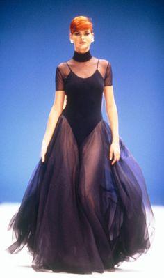 Fondazione Gianfranco Ferré / Collezioni / Donna / Prêt-à-Porter / 1992 / Primavera / Estate