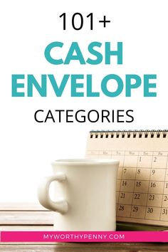 Here are over 100 cash envelope categories that you can use in. your monthly budget. Dave Ramsey Envelope System, Envelope Budget System, Cash Envelope System, Budgeting System, Budgeting Finances, Budgeting Tips, Budget Envelopes, Cash Envelopes, Budget App