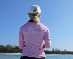 Pink Pompano Perfect Long Sleeve