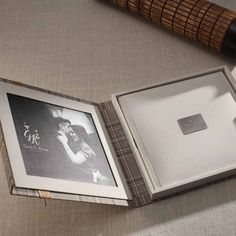 An album that spells class from every angle. This innovative handcrafted album comes with a wooden case enclosed with a premium cloth material front cover. Crafted to perfection in premium quality cloth, this album is a perfect way to recreate the magic of your beautiful heartfelt memories