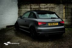 Audi A1 - Satin dark grey - Google Search