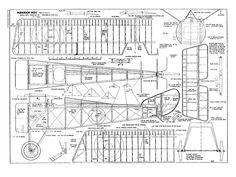 Balsa Model Airplane Plans Free Download