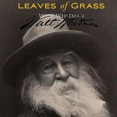 "Today marks the birthday of the great American poet Walt Whitman. Don't miss ""Whitman, Alabama,"" on view through June ""Portrait of Walt Whitman,"" by George Collins Cox"