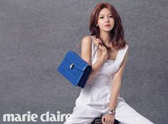Sooyoung is classy rocking 'Bulgari' for 'Marie Claire' | http://www.allkpop.com/article/2015/04/sooyoung-is-classy-rocking-bulgari-for-marie-claire
