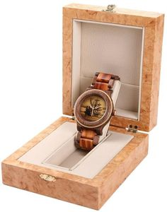 Wooden Watch Box, Wood Watch, Wooden Boxes, Handmade Wooden, Handmade Crafts, Marquetry, Made Of Wood, All The Colors, Ship