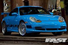 2002 Porsche 911 GT3 RS - Fast Five