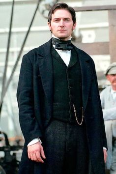 Richard Armitage as John Thornton in North & South Elizabeth Gaskell, Historischer Roman, John Thornton, Look Back At Me, North South, Sharp Dressed Man, Film Serie, Richard Armitage, Historical Romance
