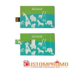 günstige Werbeartikel USB Stick Karte mit Logo  14020403