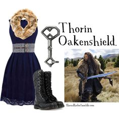Thorin Oakenshield inspired fashion