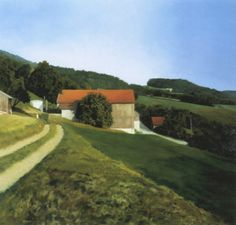 Gerhardt Richter, Scheune Barn http://medverf.blogspot.nl/