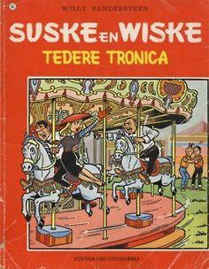 Suske en Wiske #86  Tedere Tronica