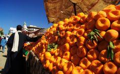 Orange market - Hurghada, Red Sea, Egypt