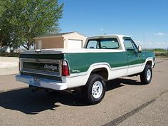 Dodge : Power Wagon Adventurer Sport in Dodge | eBay Motors