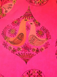 Vintage Wrapping Paper by doublewinky, via Flickr