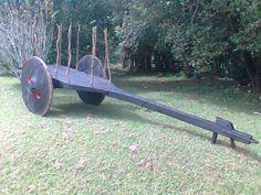 carro de bois   Carro de Boi: Espaço do Carreiro - 0001