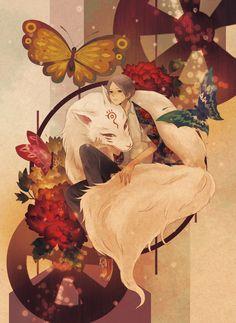 peonygoodchild: [ 夏目友人帳 ] — by Yumi