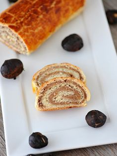 Bejgli Frozen Pastry, Hungarian Recipes, Recipe Boards, Bread Rolls, Tortellini, Sweet Bread, New Recipes, Sweet Tooth, Sweets