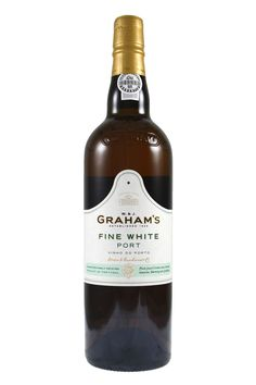 Grahams Fine White Port, £12.49 (http://www.frazierswine.co.uk/grahams-fine-white-port/)