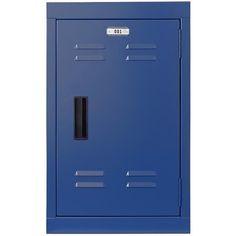 Academia Small Locker ($90) via Polyvore featuring home