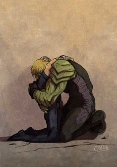 Hulkling y Wiccan #YoungAvengers
