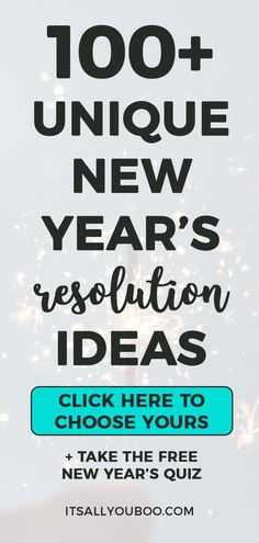Want the ultimate New Year's Resolution list for Here are over 100 unique New Year's Resolutions ideas for every area of your life. Good New Year's Resolutions, Year Resolutions, New Year Goals, New Year New Me, Nouvel An Citation, New Years Resolution List, Life Goals List, Finance, Positive Body Image