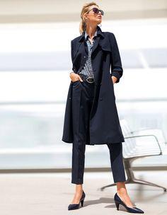 Short Women's trench coat | MADELEINE Mode