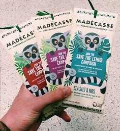 Save the Lemur Campaign - Madécasse Chocolate