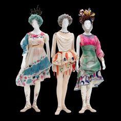 Marc Chagall (1887-1985), Costumes for Daphnis and Chloe: A Shepherdess, 1959. Paris, Opéra national. © SODRAC & ADAGP 2017, Chagall ®. Photos © Museum Associates / LACMA
