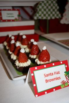 SIMPLY THE BEST CATERING: Gingerbread House Party