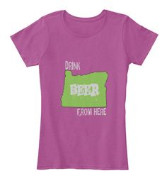 10% OFF using this link: http://teespring.com/drink-beer-from-oregon?pr=GET10  Thanks for Sharing and support Drink Beer From Oregon | Teespring