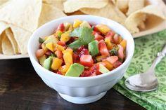 Strawberry Mango Salsa Recipe on Yummly