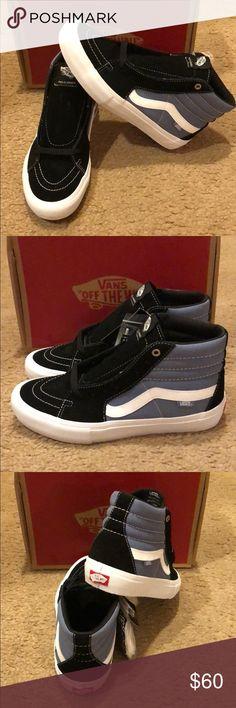 28d1fd66f38c Black infinity Pro Vans New in box Vans Shoes Sneakers