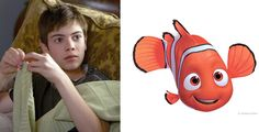 "The actor who plays Shane Botwin from Weeds is the voice of Nemo: Strangely enough, Nemo's mother is voiced by the actress who played Celia on ""Weeds"" and his father, Marlin, by Shane's grandfather on the show"