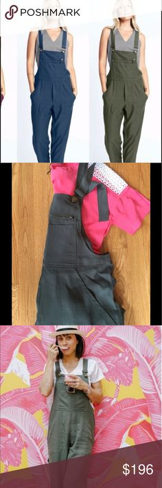 Selling this Celebrity favorite Karen Zambos Overalls on Poshmark! My username is: stylinspiration. #shopmycloset #poshmark #fashion #shopping #style #forsale #Karen Zambos #Pants