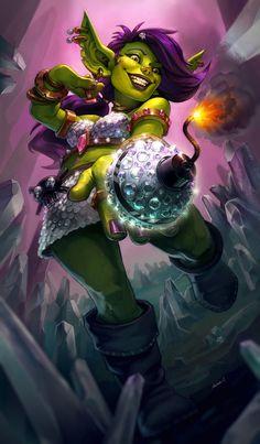 GvG contest - Bling Bomb by Zephyri on DeviantArt
