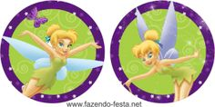 Tinkerbell Free Printable Mini Kit. | Oh My Fiesta! in english