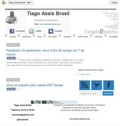 Curte aí https://www.facebook.com/blogdousuario?ref=hl