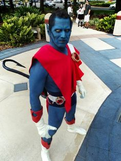 Very cool Nightcrawler from Xmen