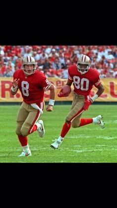 Steve Young - Jerry Rice