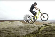 Watch: Chris Akrigg Thrashes Raw Terrain in UK.