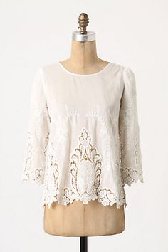 Anthro- $168- Sagiso Blouse- a bit much, but i love it