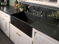 Is a Stone Sink Right for Your Kitchen? : Rooms : Home & Garden Television