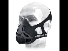 TMR WORLD - PHANTOM TRAINING MASK - SPAIN 7
