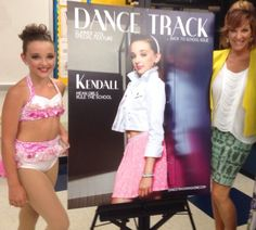 congratulations Kendall Vertes on your cover photo!! #DanceMoms #DanceTrack
