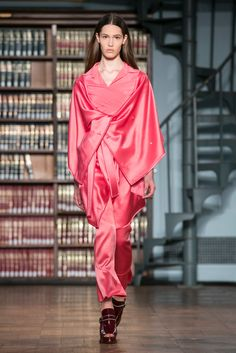 Looks from Sander Lak's second collection.