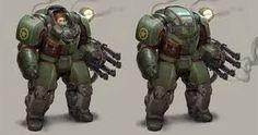 Resultado de imagem para steampunk armor concept art
