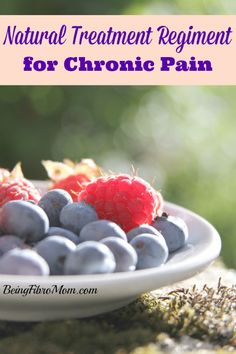 Natural Treatment Regiment for Chronic Pain #fibromyalgia
